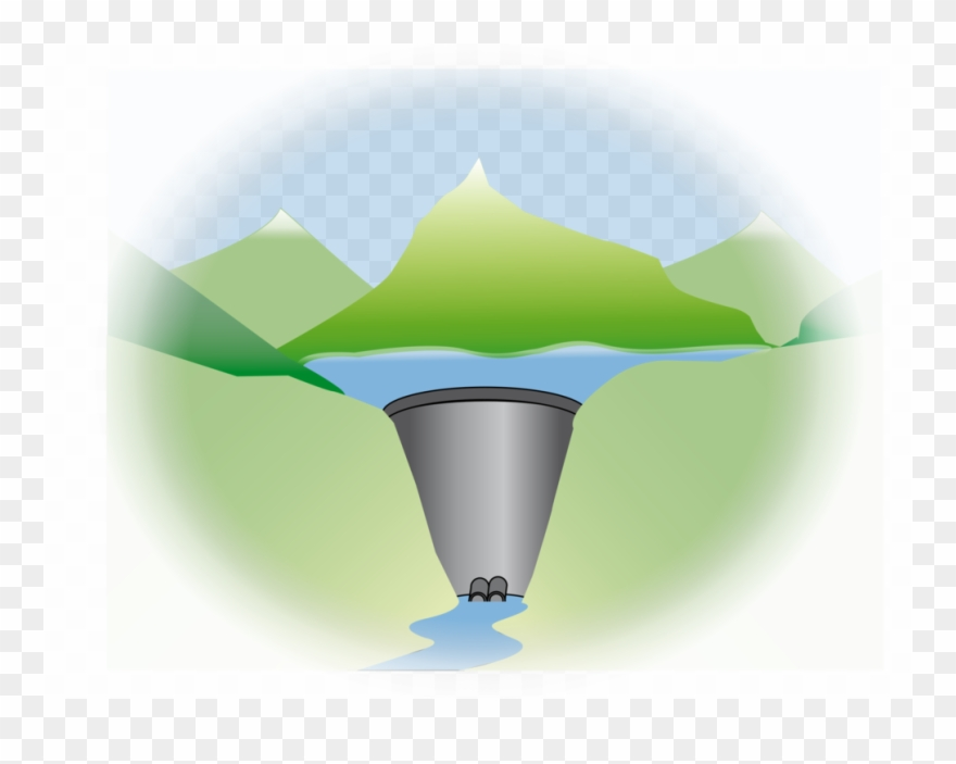 Resivour clipart png Dam Barrage Hydropower Computer Icons Reservoir - Barrage ... png