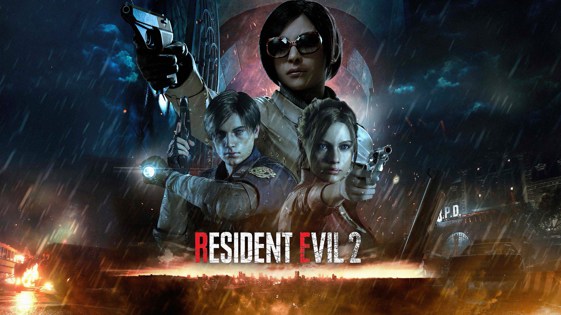 Resident evil 2 remake clipart clip free download Resident Evil 2 Remake Is More Than You Think - URBAN GAMEPLAY clip free download