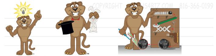 Resourceful clipart clipart transparent library Positive Behavior Clip Art - Mascot Junction clipart transparent library