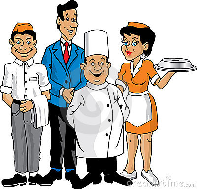Restaurant manager clipart clipart transparent Gallery For Restaurant Manager Cartoon - Free Clipart clipart transparent