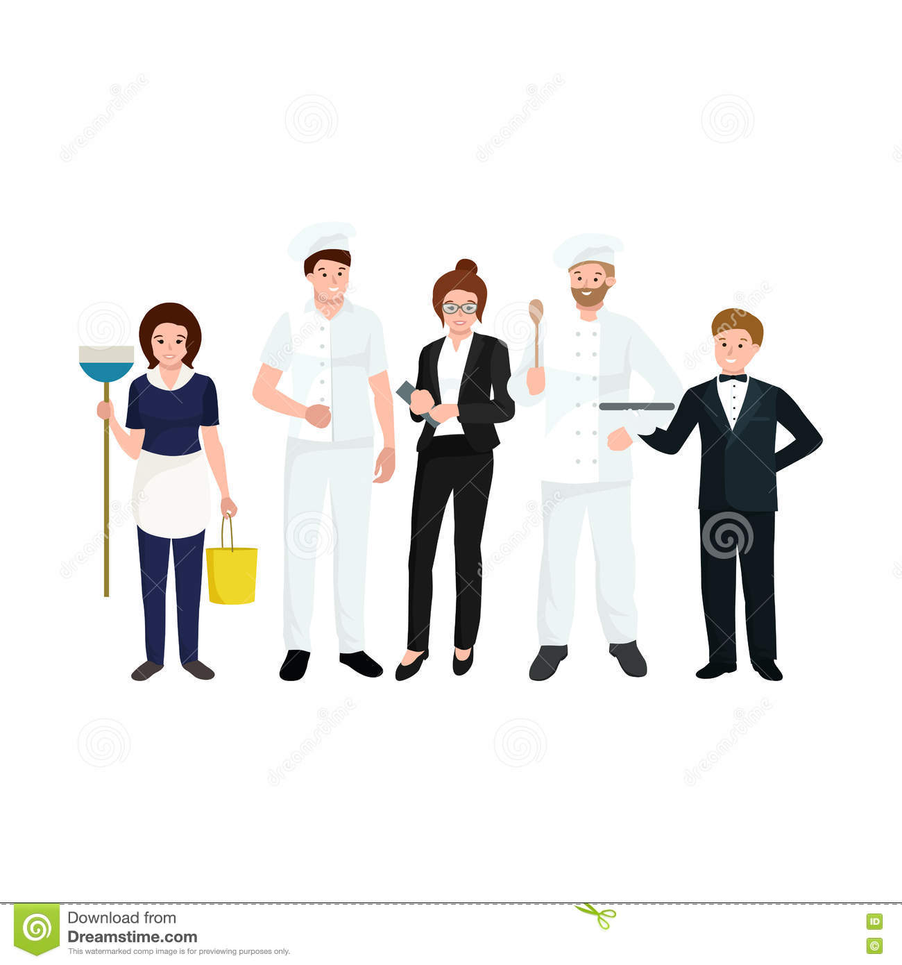 Restaurant manager clipart graphic freeuse download Restaurant manager clipart 5 » Clipart Station graphic freeuse download