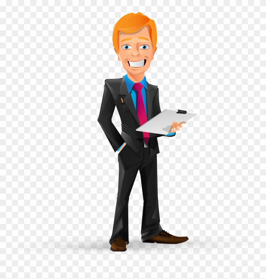 Restaurant manager clipart picture transparent download Manager Clipart Png - Business Man Cartoon Png Transparent ... picture transparent download