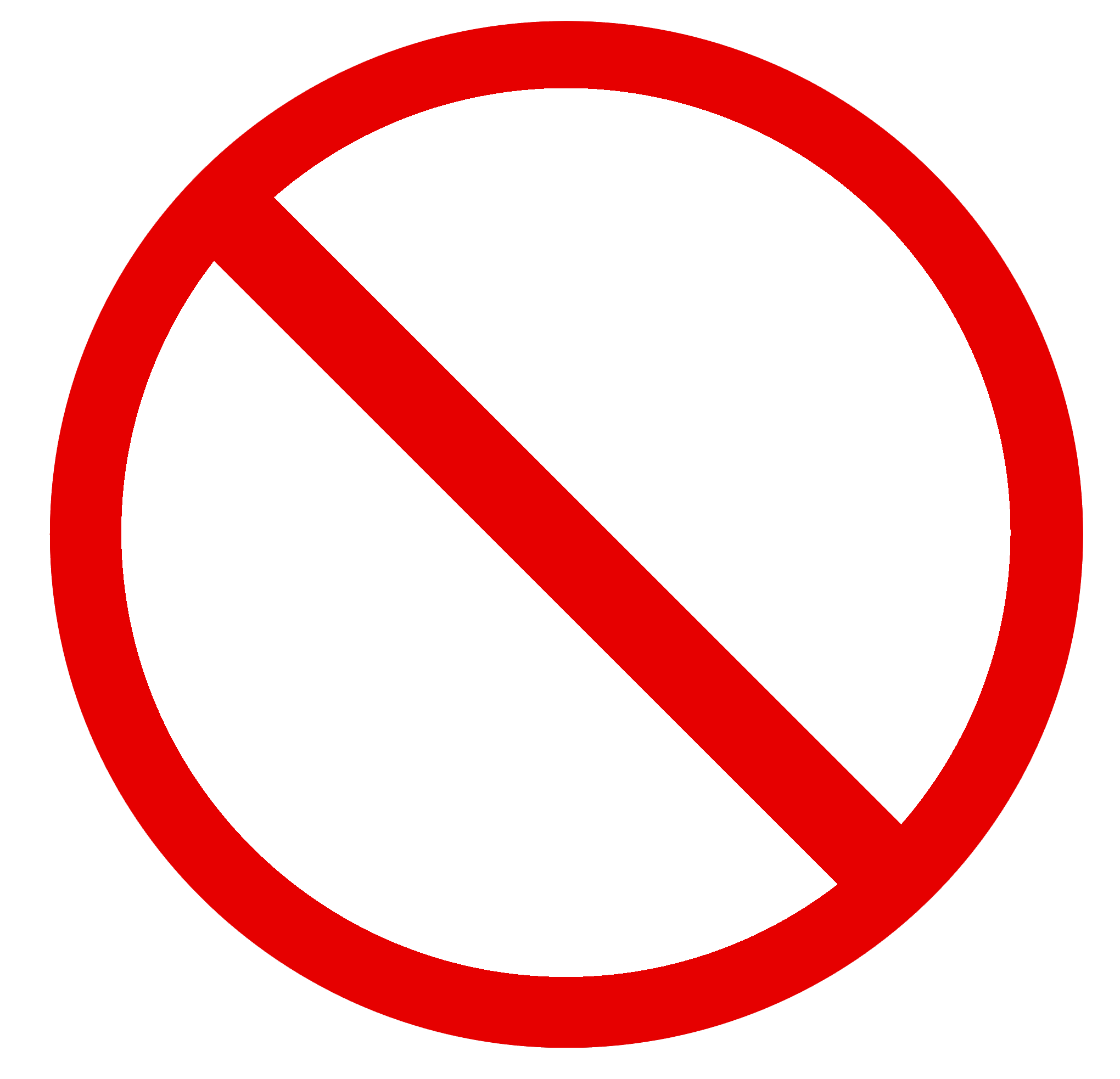 Restricted clipart picture Restricted No Entry PNG Clipart | PNG Mart picture