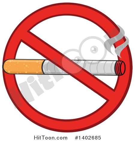 Restricted clipart free Cigarette Clipart #1402685: Cartoon Cigarette in a ... free