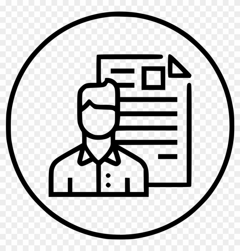 library of resume icons free stock png files clipart art 2019