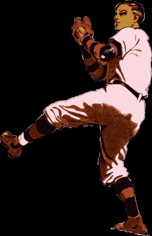 Retro baseball clipart svg royalty free library Baseball – Kelly Salasin svg royalty free library