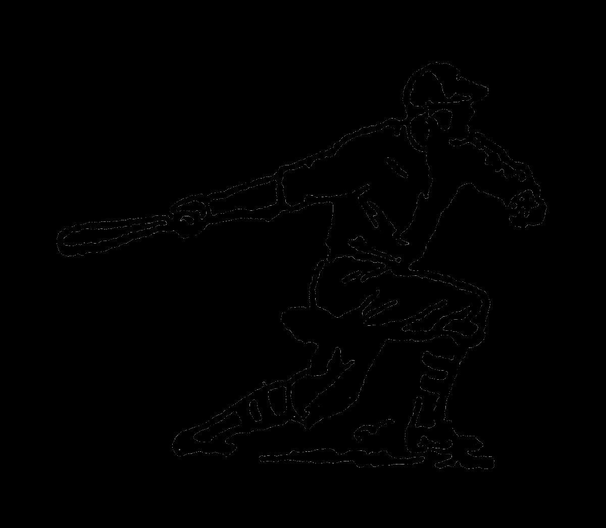 Retro baseball clipart image download Digital Stamp Design: Vintage Stock Sports Clip Art Illustrations ... image download
