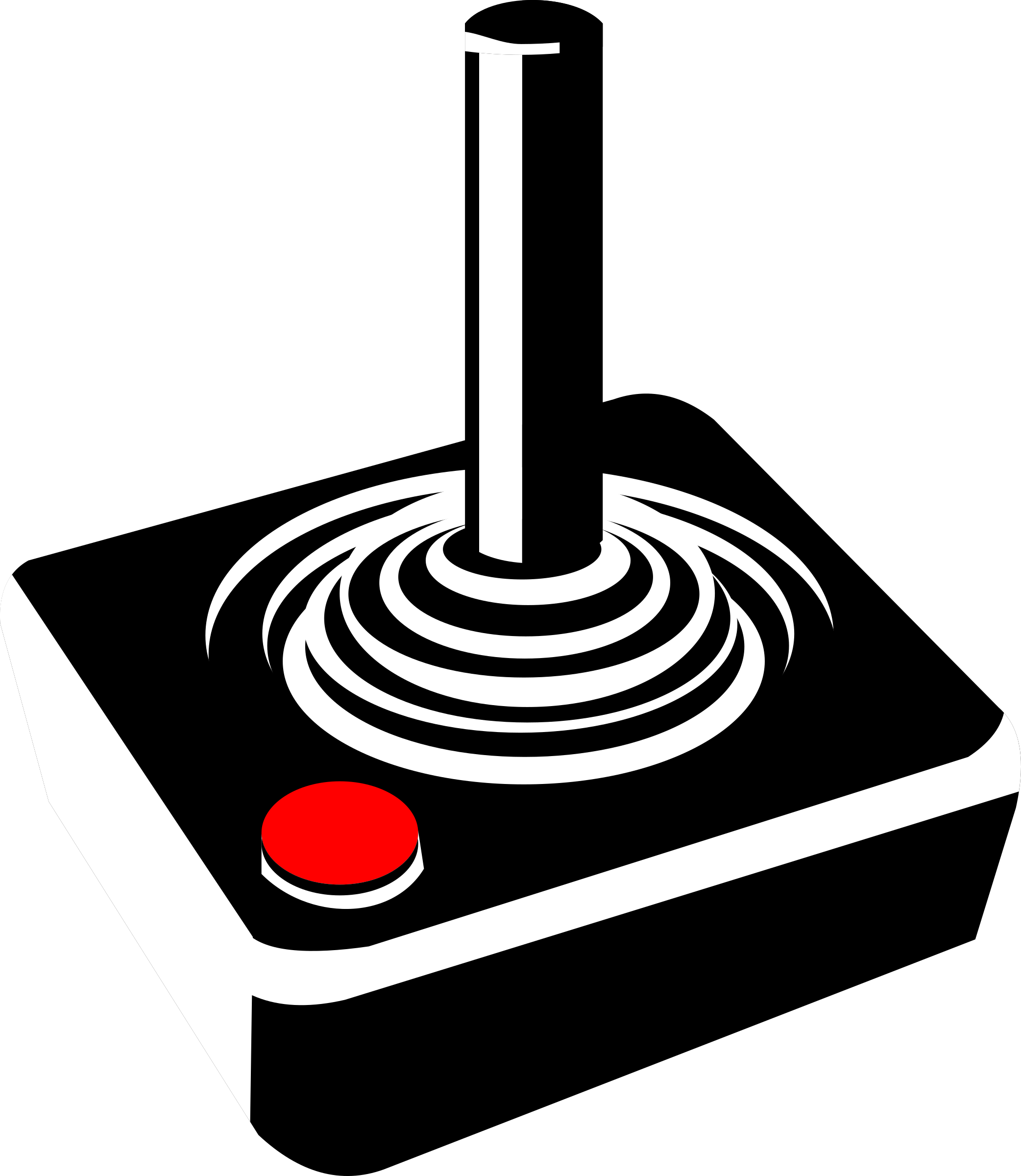 Retro book clipart png freeuse library Clipart - Retro Joystick 002 png freeuse library