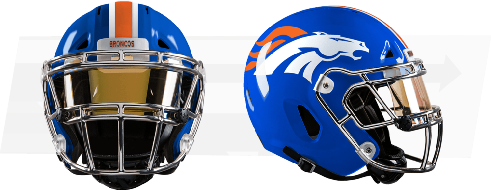 Retro football helmet clipart jpg black and white stock Back to Our Future jpg black and white stock
