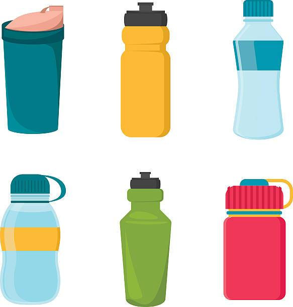 Reusable water bottle clipart banner black and white download Reusable water bottle clipart 1 » Clipart Portal banner black and white download