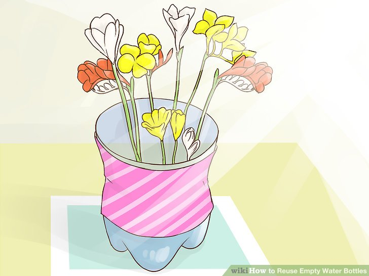 Reusing an idea clipart clip art library download 3 Ways to Reuse Empty Water Bottles - wikiHow clip art library download