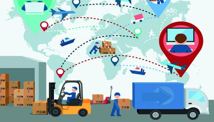 Reverse logistics clipart jpg stock Field Service News | Reverse logistics jpg stock