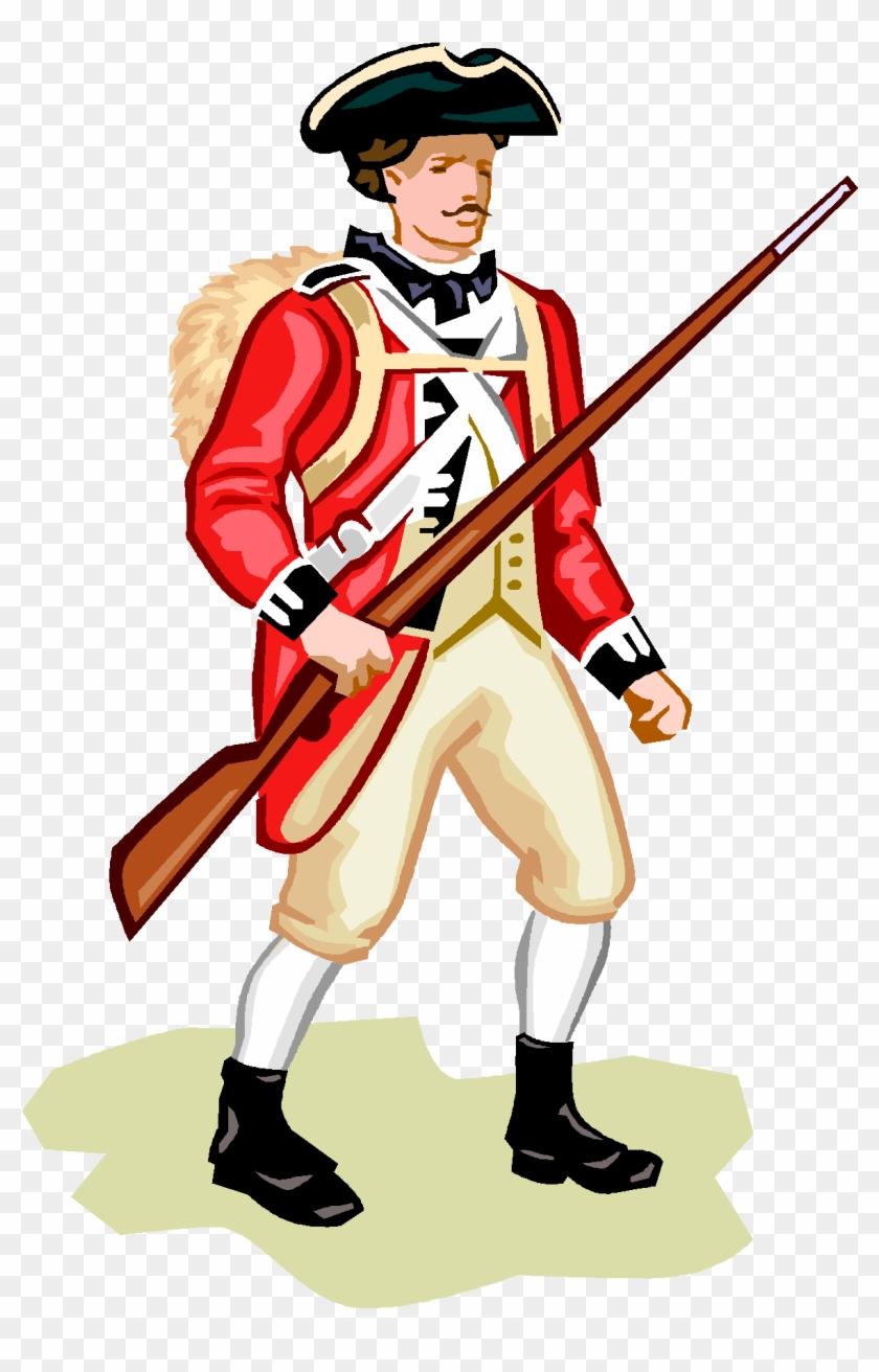 Revolutionary war soldier clipart svg transparent stock British Soldier Revolutionary War Png & Free British Soldier ... svg transparent stock