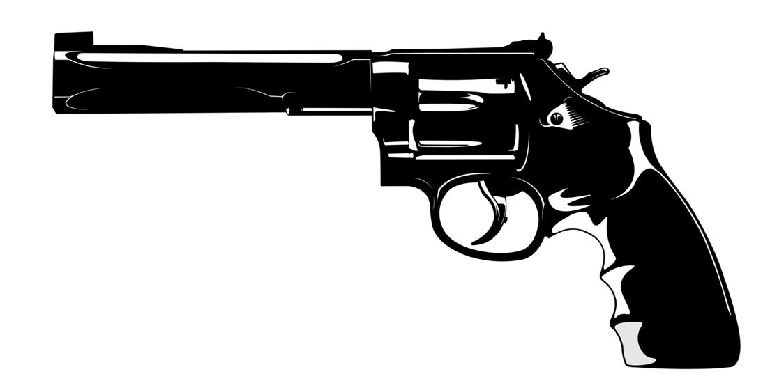 Revolver clipart clip transparent Handgun Clip Art & Look At Clip Art Images - ClipartLook clip transparent