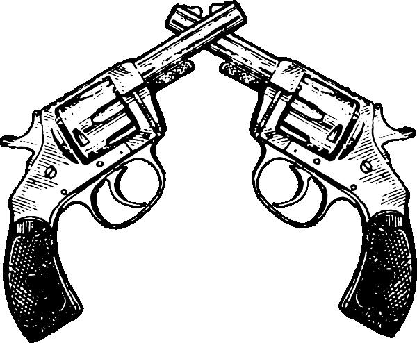 Revolver clipart clip transparent library revolver-2x-clip-art-at-clker-com-vector-clip-art-online ... clip transparent library