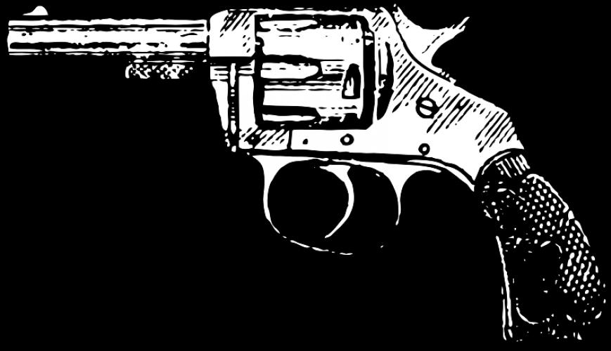 Revolver cross clipart clipart free library http://publicdomainvectors.org/en/free-clipart/Vector-illustration ... clipart free library