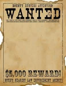 Reward poster clipart svg royalty free download country western style clip art - - Yahoo Image Search ... svg royalty free download