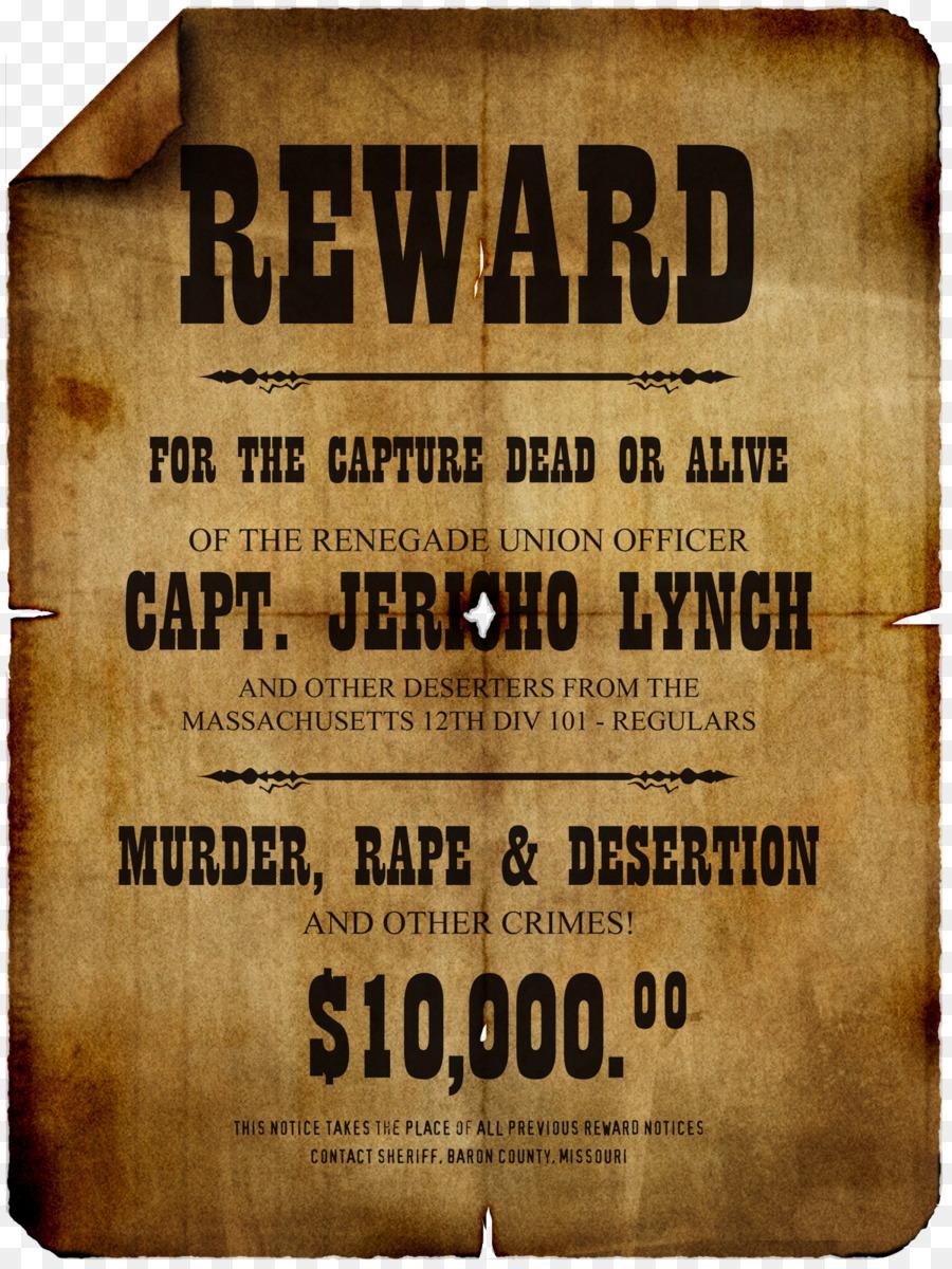 Reward poster clipart clip free download Text Background clipart - Poster, Text, Font, transparent ... clip free download