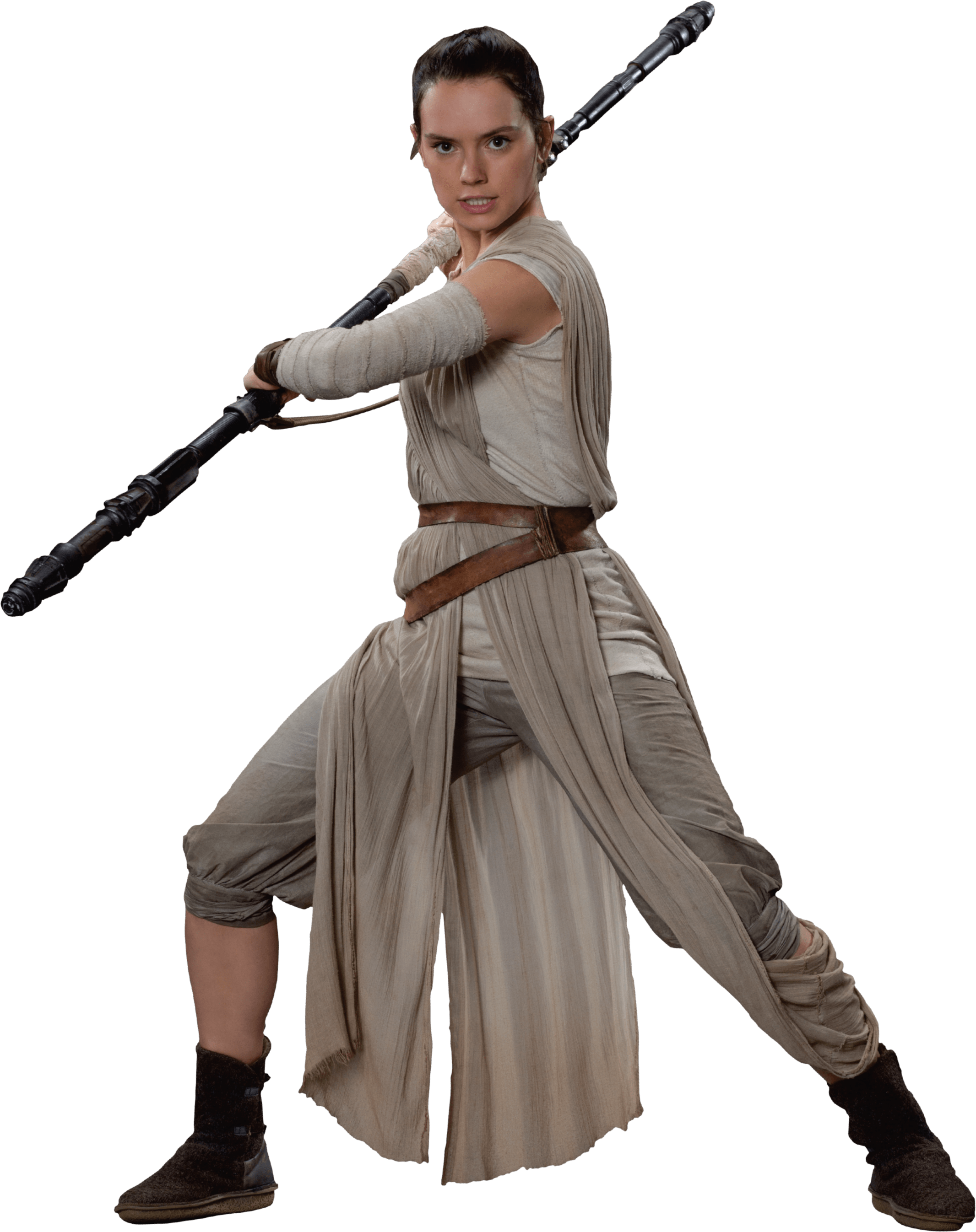Star wars rey clipart picture download Star Wars Rey Skywalker transparent PNG - StickPNG picture download