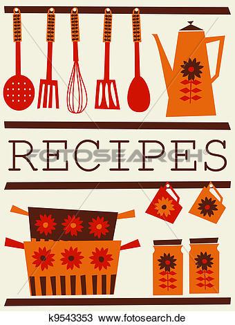 Rezepte bilder clipart jpg library library Rezepte Clip Art EPS Bilder. 15.670 rezepte Clip Art Vektor ... jpg library library