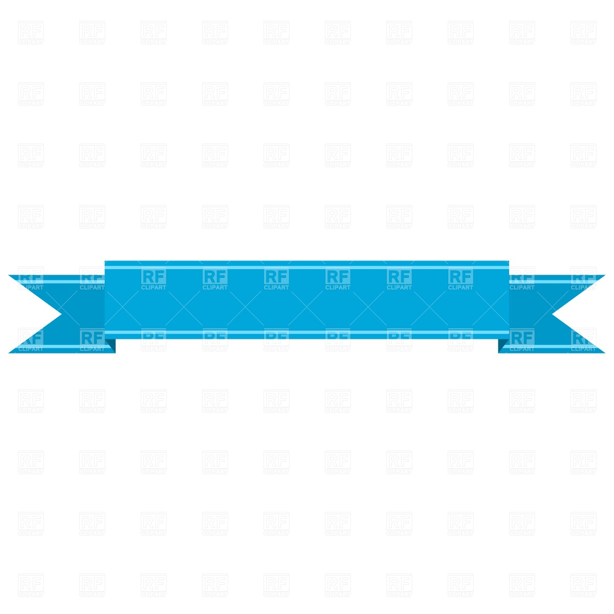 Ribbon banner clipart free clip library library Flat ribbon banner clipart - ClipartFest clip library library