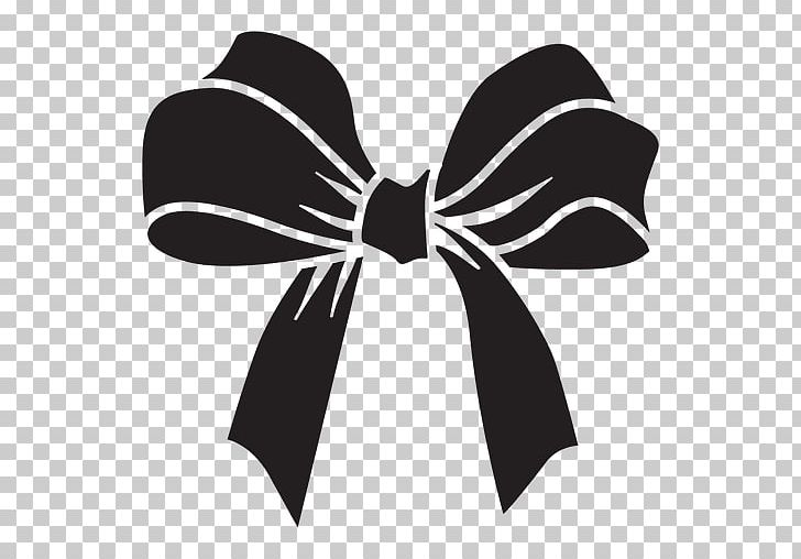 Ribbon bow clipart black and white graphic transparent Bow Tie Black And White PNG, Clipart, Black, Black And White ... graphic transparent