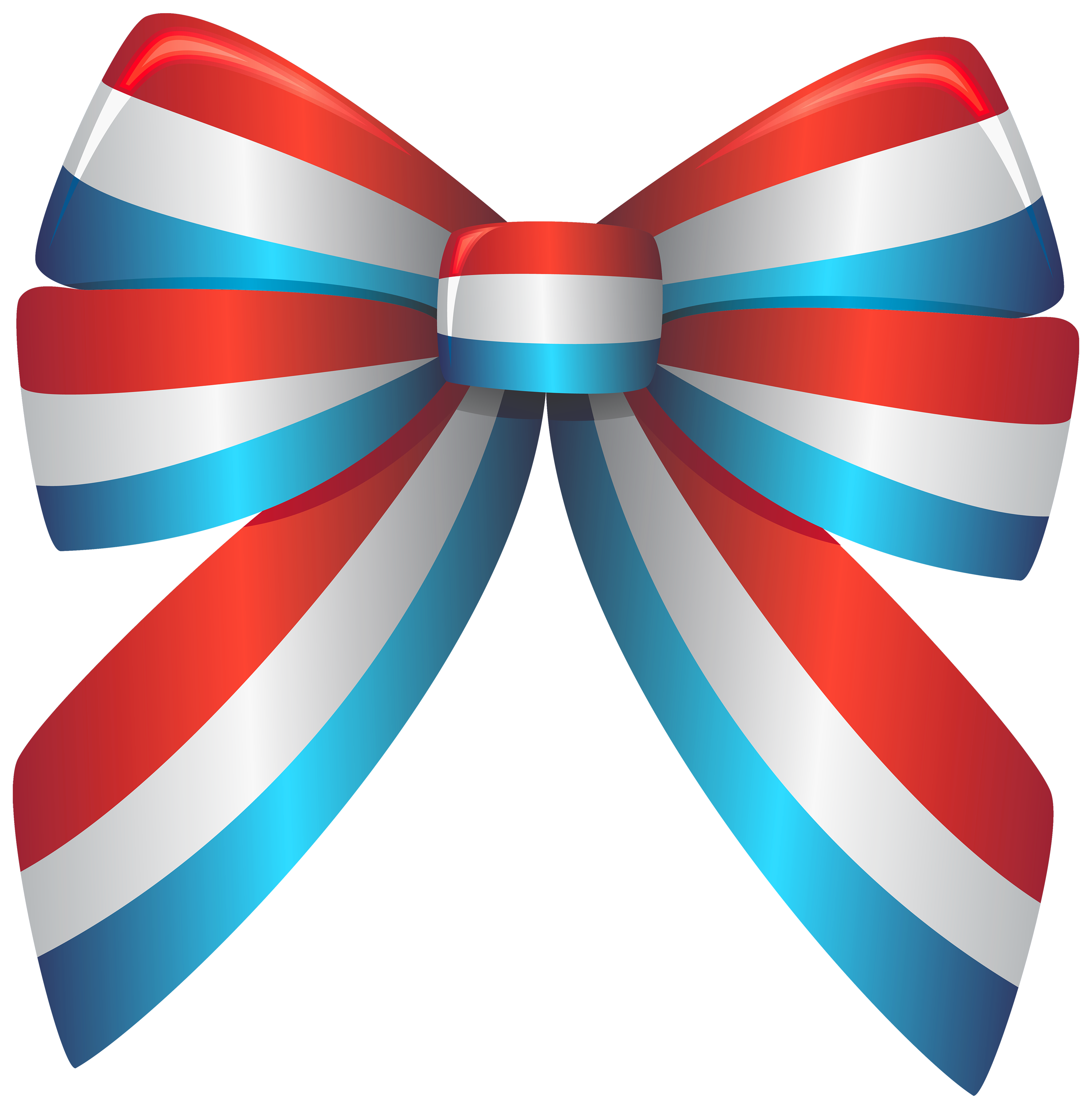 Ribbon clipart png png freeuse library Red White and Blue Ribbon PNG Clipart - Best WEB Clipart png freeuse library