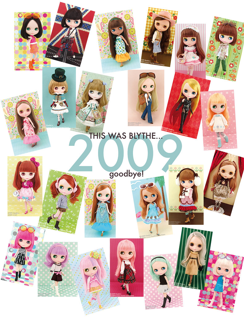 Ribonetta clipart picture freeuse ALL Blythes from 2009 | Download here! Who is the best relea ... picture freeuse