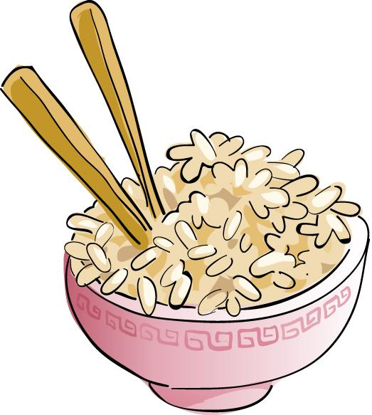 Rice bowl clipart freeuse Free Rice Bowl Cliparts, Download Free Clip Art, Free Clip ... freeuse