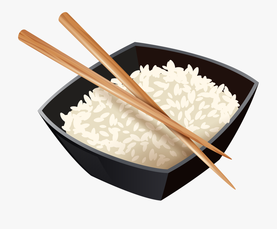 Rice images clipart freeuse stock Chinese Rice And Chopsticks, Cliparts & Cartoons - Jing.fm freeuse stock