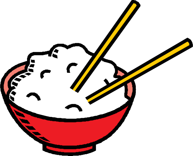Rice images clipart png royalty free library Free Clipart: Bowl of rice | johnny_automatic png royalty free library