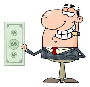 Salesman clipart free jpg freeuse library Rich Man Clipart Image:   Clipart Panda - Free Clipart Images jpg freeuse library