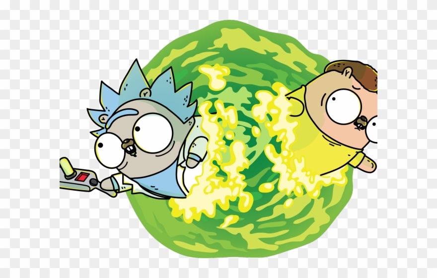 Rick and morty clipart black and white vector transparent download Applause Clipart Remarkable - Transparent Designs Rick And ... vector transparent download