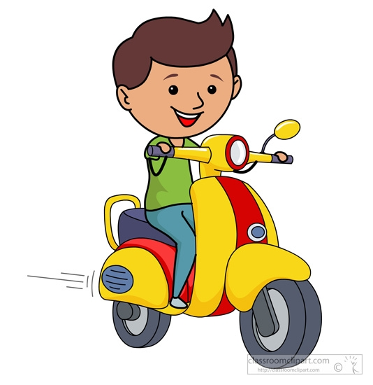 Ride a motorcycle clipart graphic library Motorcycle riding clipart 6 » Clipart Station graphic library