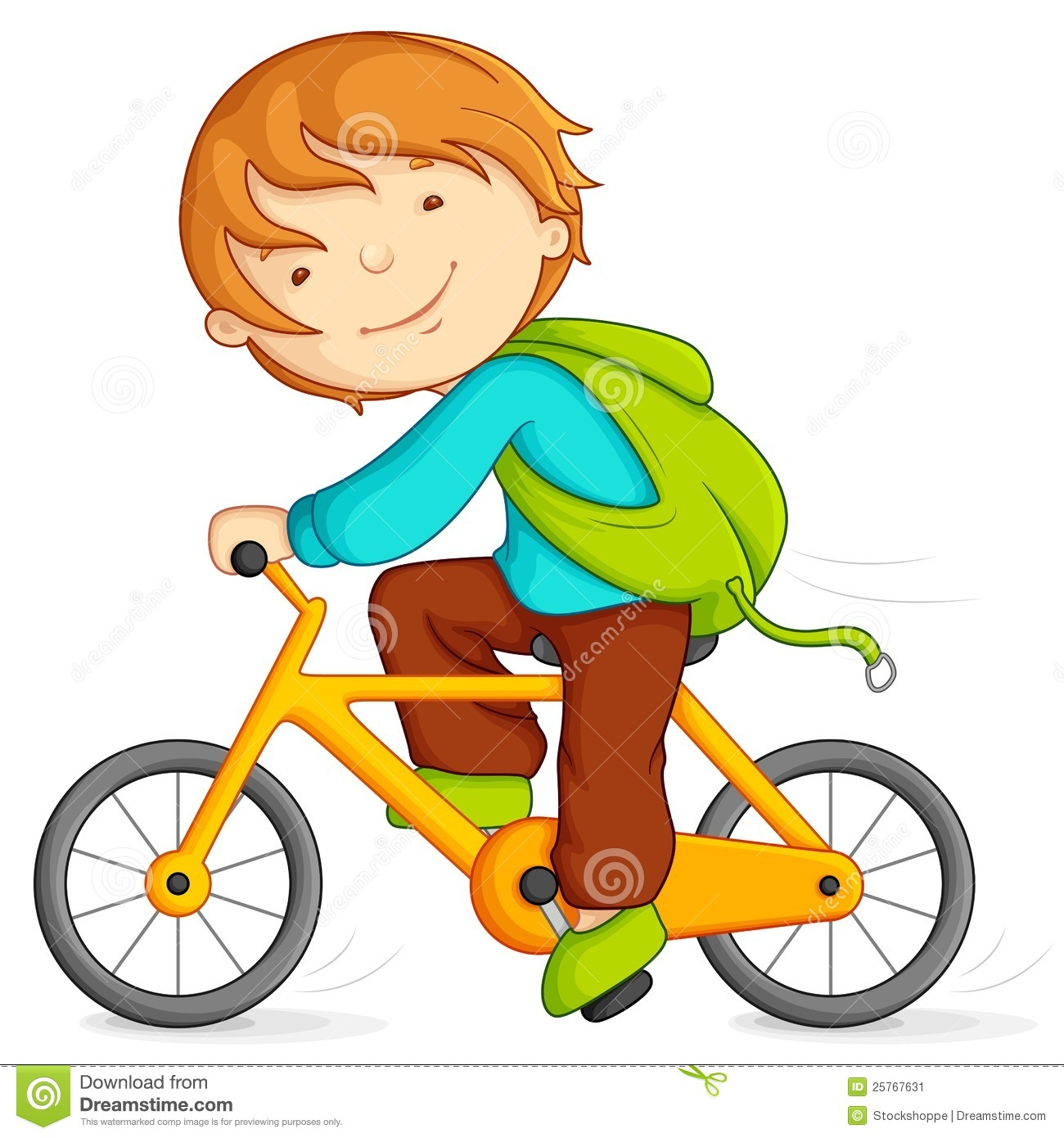 Riding bikes clipart clipart Child Riding A Bike Clipart | Clipart Panda - Free Clipart ... clipart