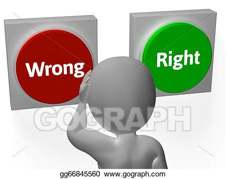 Right and wrong clipart svg royalty free library Right or wrong clipart 7 » Clipart Portal svg royalty free library