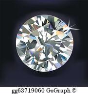 Rinestone clipart clip stock Rhinestone Clip Art - Royalty Free - GoGraph clip stock