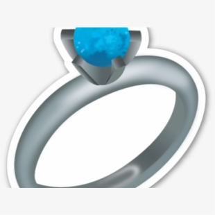 Ring emoji clipart image free library Drawn Ring Ring Emoji - Iphone Ring Emoji Png , Transparent ... image free library