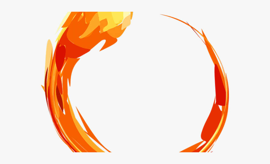 Ring of fire clipart transparent Fireball Clipart Rocket - Ring Of Fire Clipart #1034016 ... transparent