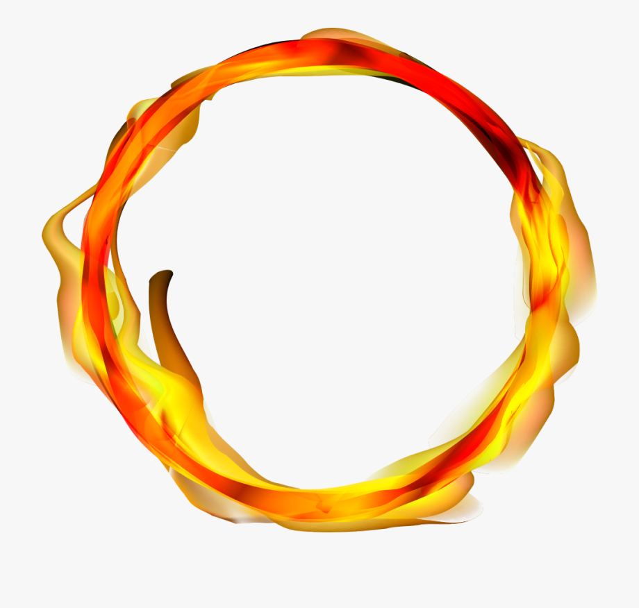 Ring of fire clipart svg black and white stock Fire Of Ring Vector Flame Png File Hd - Ring Of Fire Clipart ... svg black and white stock