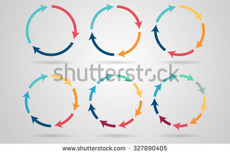 Ring with arrow clipart vector freeuse download Circle Stock Images, Royalty-Free Images & Vectors | Shutterstock vector freeuse download