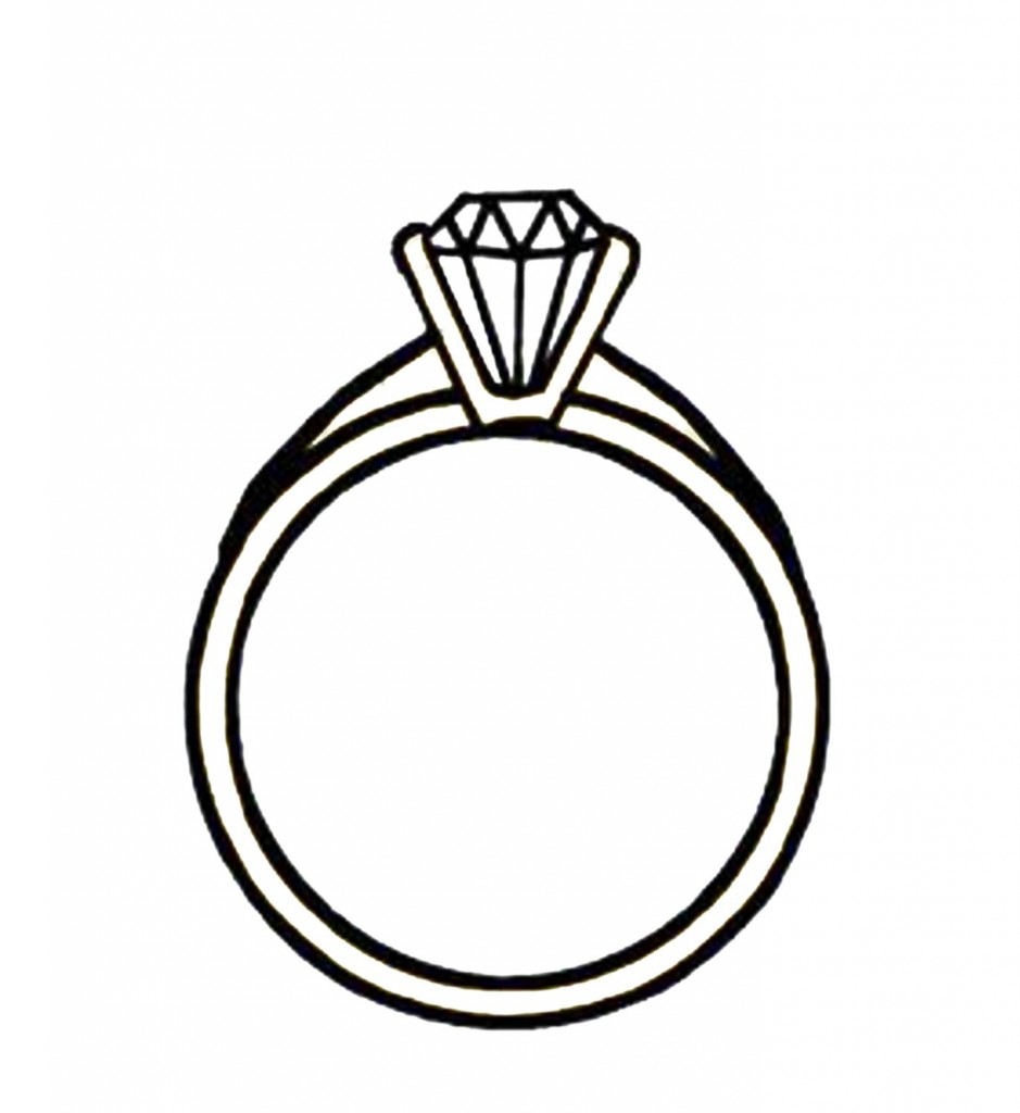 Ring with arrow clipart graphic transparent Arrow with wedding rings clipart - ClipartFest graphic transparent