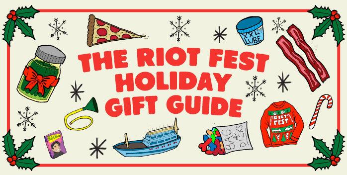 Riot fest clipart clipart stock Riot Fest Holiday Gift Guide | Riot Fest clipart stock