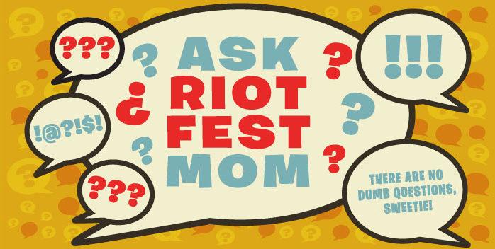 Riot fest clipart clipart transparent library ASK RIOT FEST MOM | Riot Fest clipart transparent library