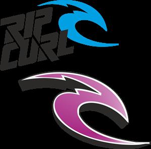 Rip curl logo clipart clip art black and white stock Ripcurl novo Logo Vector (.CDR) Free Download clip art black and white stock