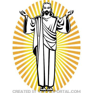 Risen christ clipart vector royalty free stock Image result for risen christ clipart   Candles   Vector ... vector royalty free stock