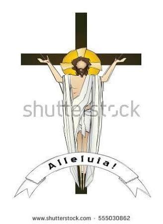 Risen christ clipart picture transparent stock Image result for risen christ clipart   Paschal Candle ... picture transparent stock
