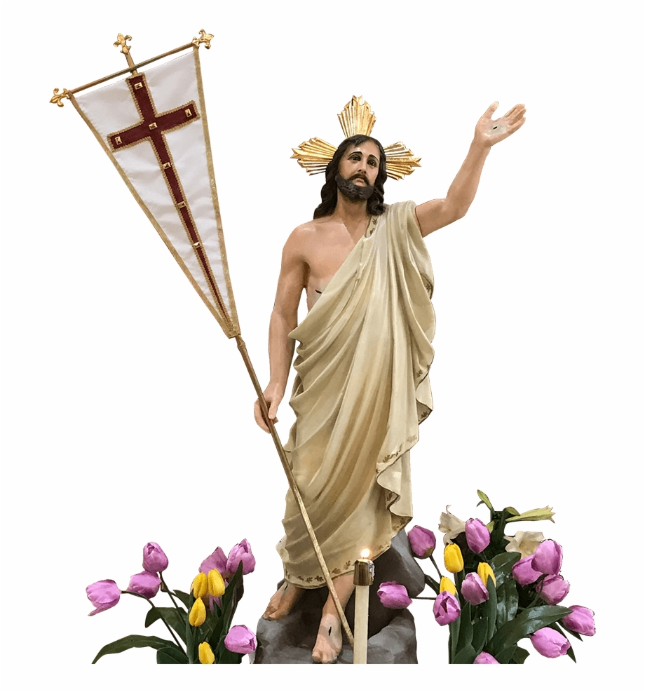 Risen christ clipart black and white download Risen Christ Png - Risen Christ Images Png Free PNG Images ... black and white download