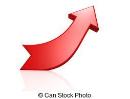 Rising arrow clipart clip royalty free stock Rising arrow clipart - ClipartFest clip royalty free stock