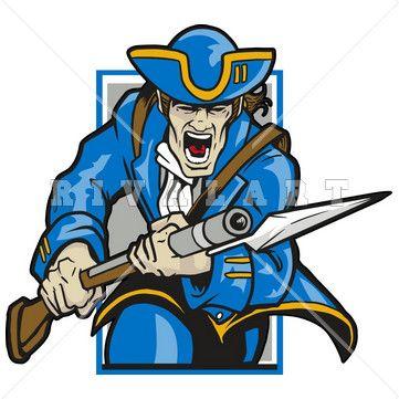 Rival art clipart freeuse download patriot #patriots #mascots #logos #graphics #pats #team ... freeuse download